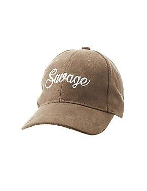 Savage Baseball Hat