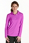 ZnO Tropical Weight Long Sleeve Polo