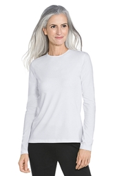ZnO Long-sleeve T-Shirt - Plus Size