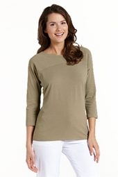 Dolman Sleeve ZnO Top