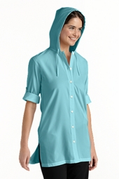 Beach Shirt - Plus Size
