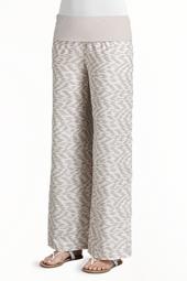 Wide Leg Pant - Print