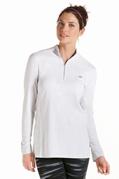 ZnO Tropical Weight Quarter-Zip
