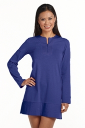 ZnO Solid Beach Tunic