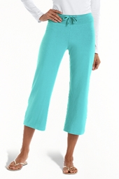 ZnO Beach Capris - Plus Size