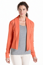 ZnO Cropped Summer Wrap