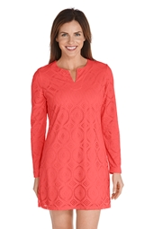 Crochet Tunic - Plus Size