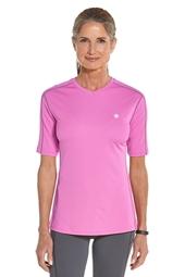 Short Sleeve Cool Fitness Shirt