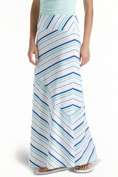 ZnO Maxi Skirt