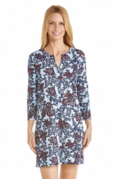 Oceanside Tunic Dress