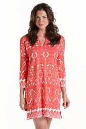 ZnO Oceanside Tunic Dress