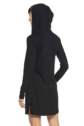 ZnO Poolside Cover-Up Hoodie