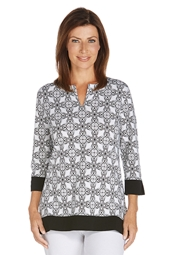 St. Lucia Tunic Top