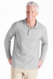 ZnO Tropical Weight Long-sleeve Polo