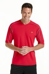 Short-Sleeve Fitness Shirt