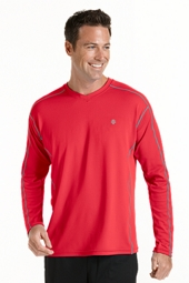 Long-Sleeve Fitness Shirt