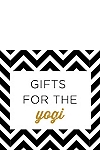 Gifts for the Yogi