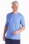 Short-Sleeve Cool Fitness Shirt
