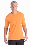 Short-Sleeve Cool Fitness Shirt