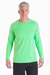 Long Sleeve Cool Fitness Shirt