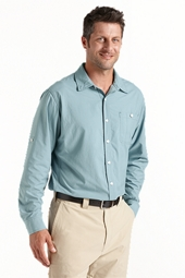 Summerweight Solid Shirt