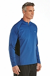 Fitness Quarter-Zip