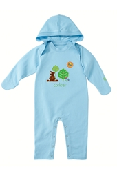 Infant Boy's ZnO Sun Romper