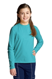 Girl's ZnO Long-sleeve T-Shirt
