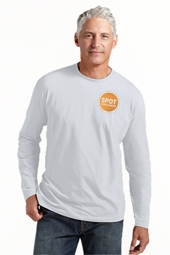 AAD Men's ZnO Spot T-Shirt