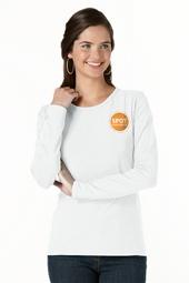 AAD Women's ZnO Spot T-Shirt