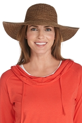 Packable Wide Brim Hat