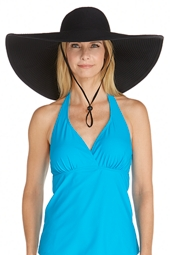 Shapeable Poolside Hat