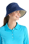 Shapeable Golf Facesaver Visor
