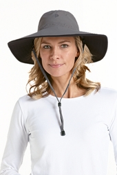 Shapeable Sun Catcher Hat