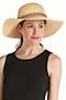 Raffia Beaded Beach Hat