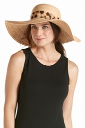 Raffia Resort Sun Hat