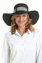 Packable Ribbon Sun Hat
