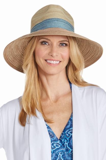 Down Turned Brim Fedora Sun Protective Clothing Coolibar