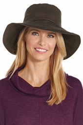Wax Cotton Kettle Hat