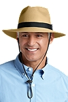 SmartStraw Packable Fedora Hat