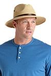 SmartStraw Packable Golf Hat