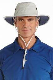 Shapeable Wide Brim Hat