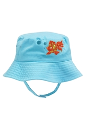 Infant Boy's Bubbles Sunfish Hat