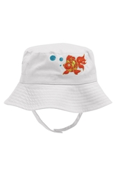 Infant Girl's Bubbles Sunfish Hat