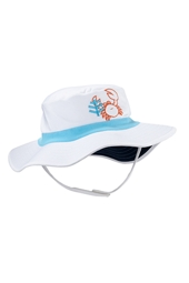 Baby Beach Bucket Hat - Crab