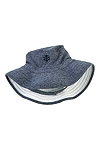 Baby Beach Bucket Hat - Navy Blue Heather