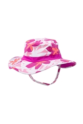 Baby Beach Bucket Hat - Paradise Floral