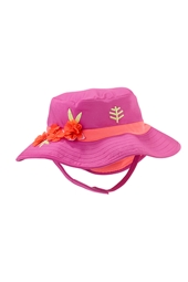 Baby Beach Bucket Hat - Floral Lei