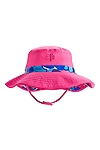 Reversible Beach Bucket Hat