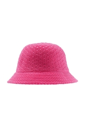 Girls Packable Beach Bucket Hat